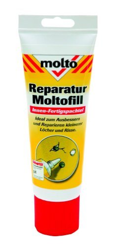 molto reparatur moltofill innen fertigspachtel 330 g - Molto Reparatur Moltofill Innen Fertigspachtel, 330 g,