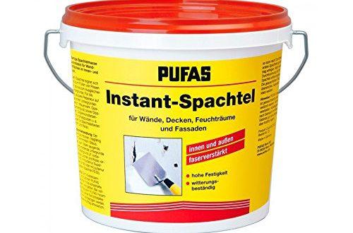 Pufas Instant Spachtel innen und aussen 4000 KG 500x330 - Pufas Instant-Spachtel innen und aussen 4,000 KG